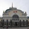 Железнодорожные вокзалы в Валуево